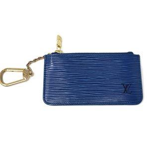 100% Auth Louis Vuitton Coin Purse/Key Chain